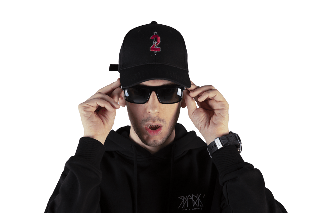 P's A Love 2 Strapback Black/Red