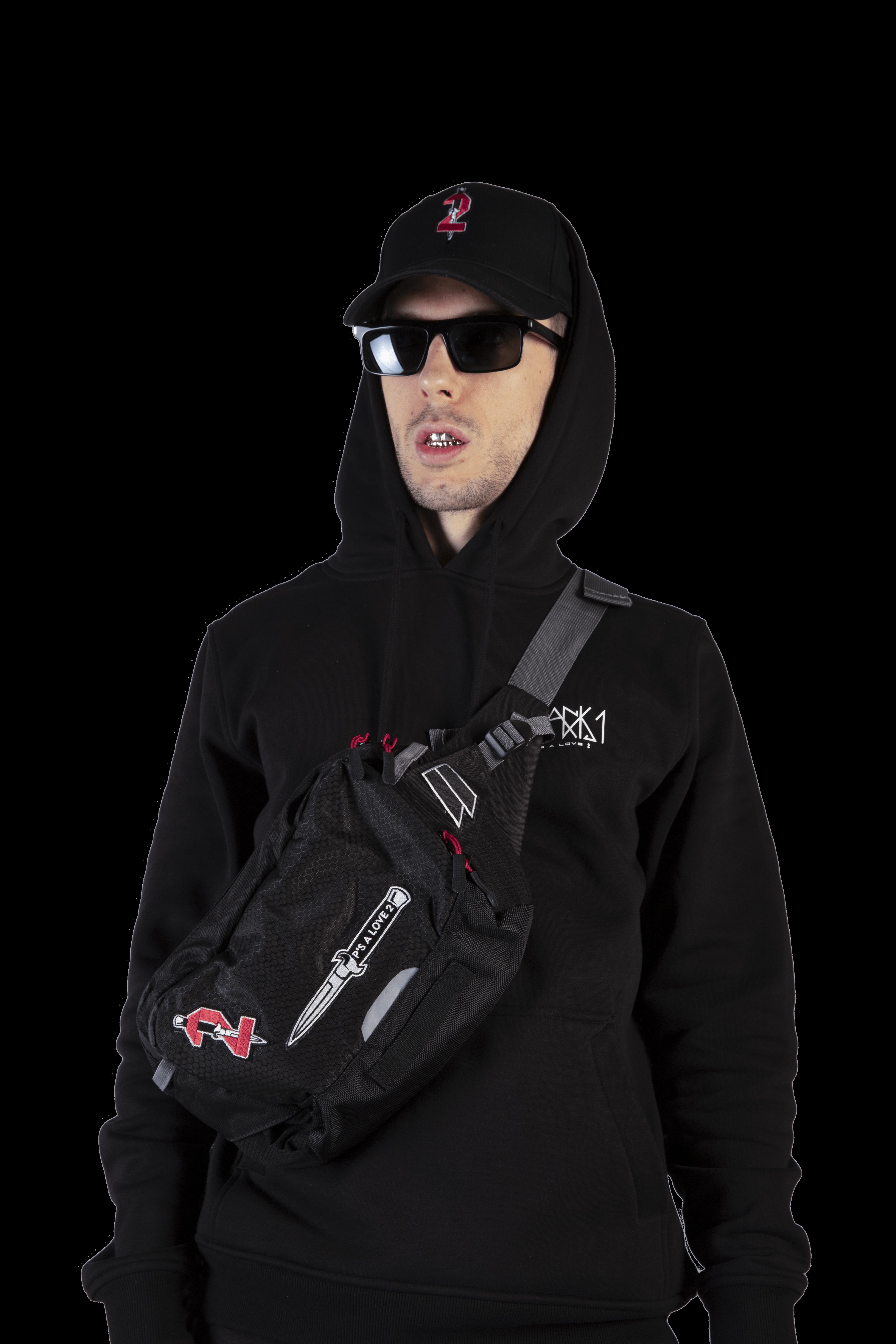 P's A Love 2 Belt/Cross Body Bag