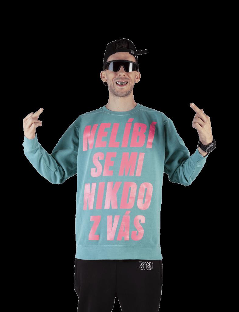 Nikdo Z Vás Crewneck (1234 Limited Edition)