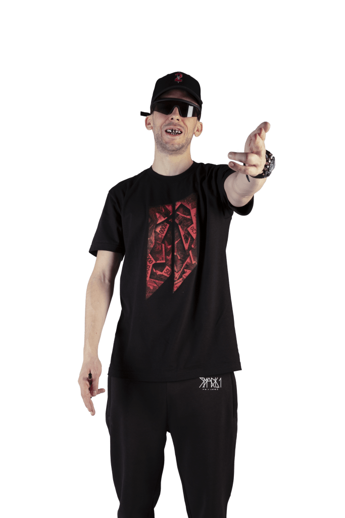 P's A Love 2 T-Shirt Black