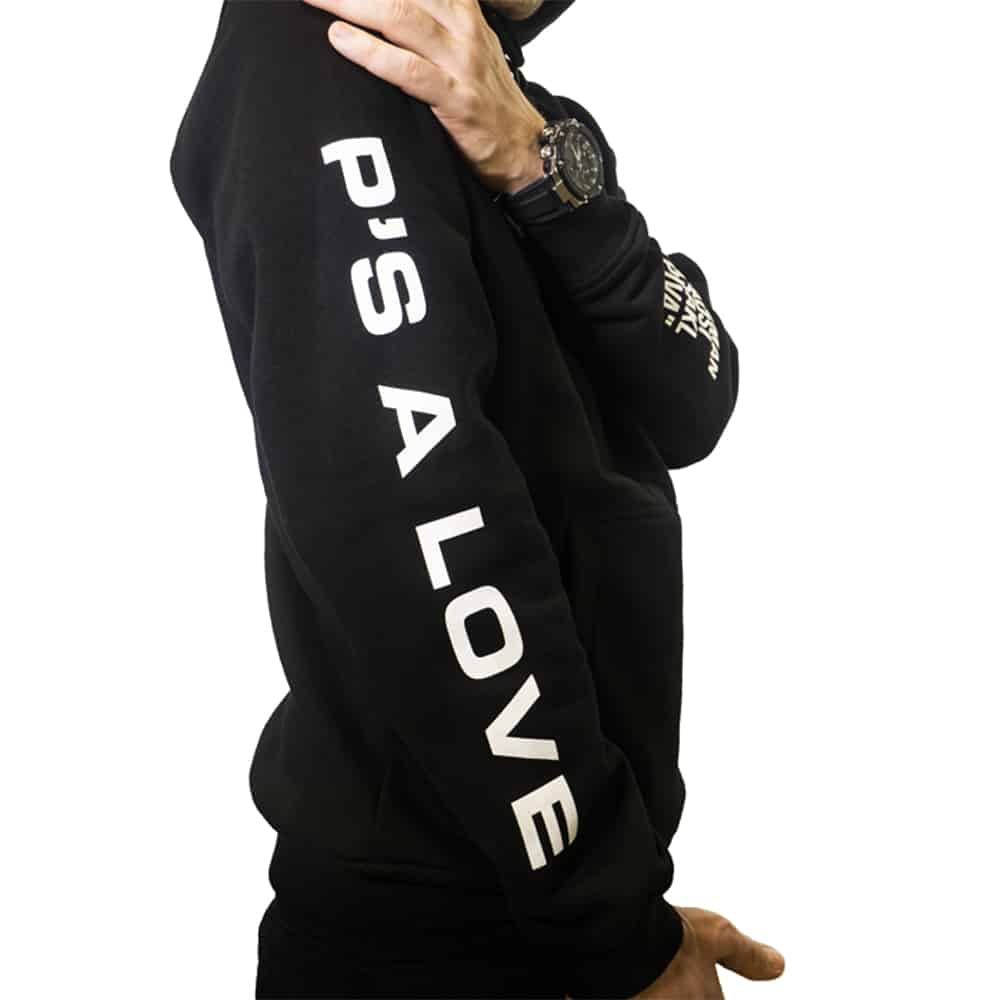 P's A Love Nekonečno Hoodie