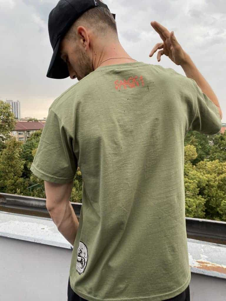 Chimera T-Shirt Military Green