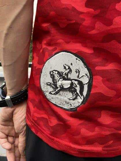 Chimera T-Shirt Red Camo