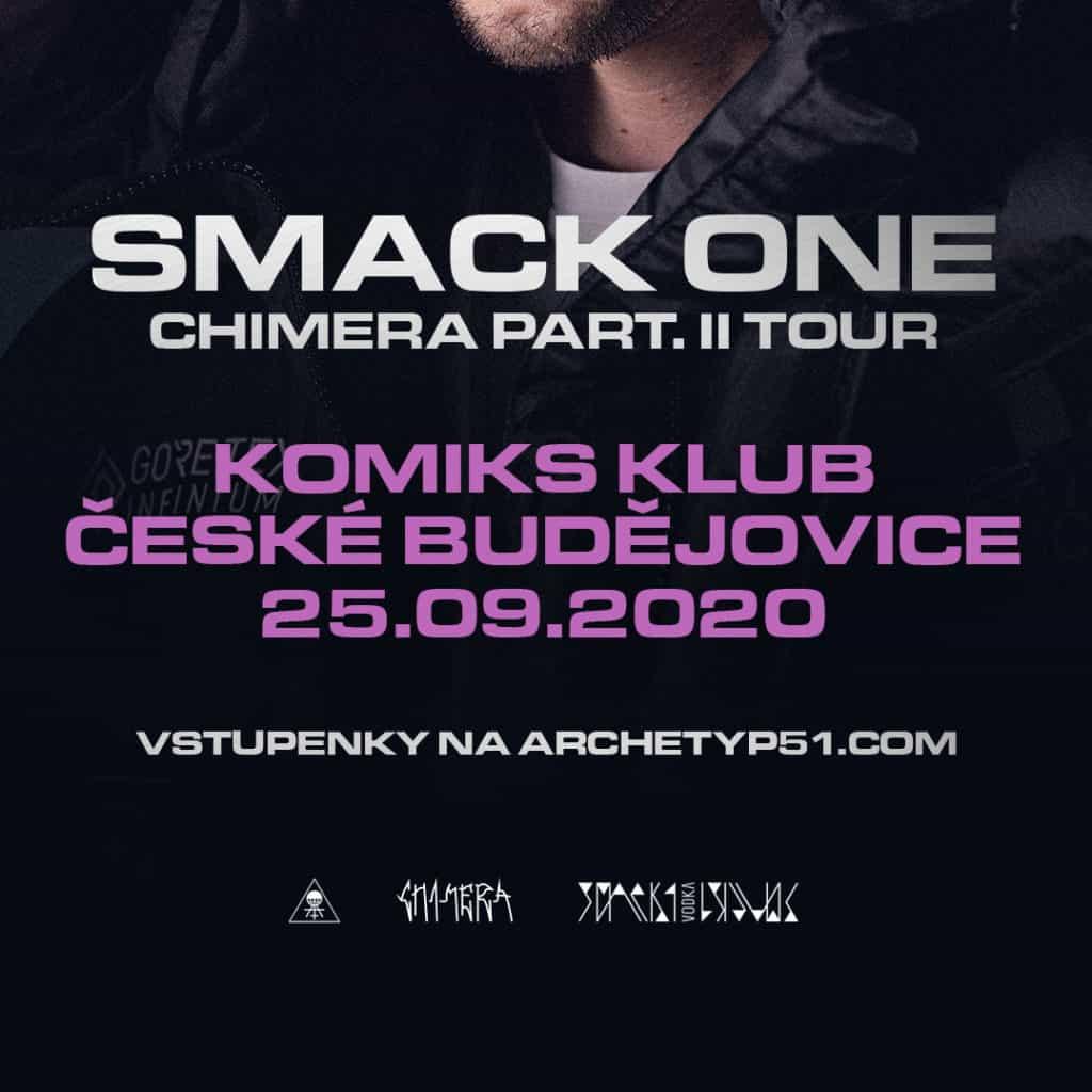 Chimera Tour - Budějovice