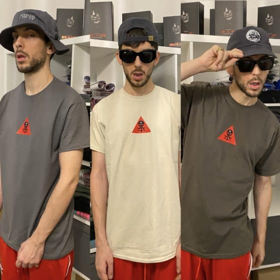 Army of 51 Symbol T-Shirt 3-PACK