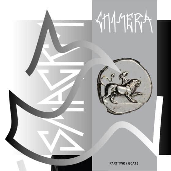 SMACK ONE - CHIMERA 2 (GOAT) SIGNED CD