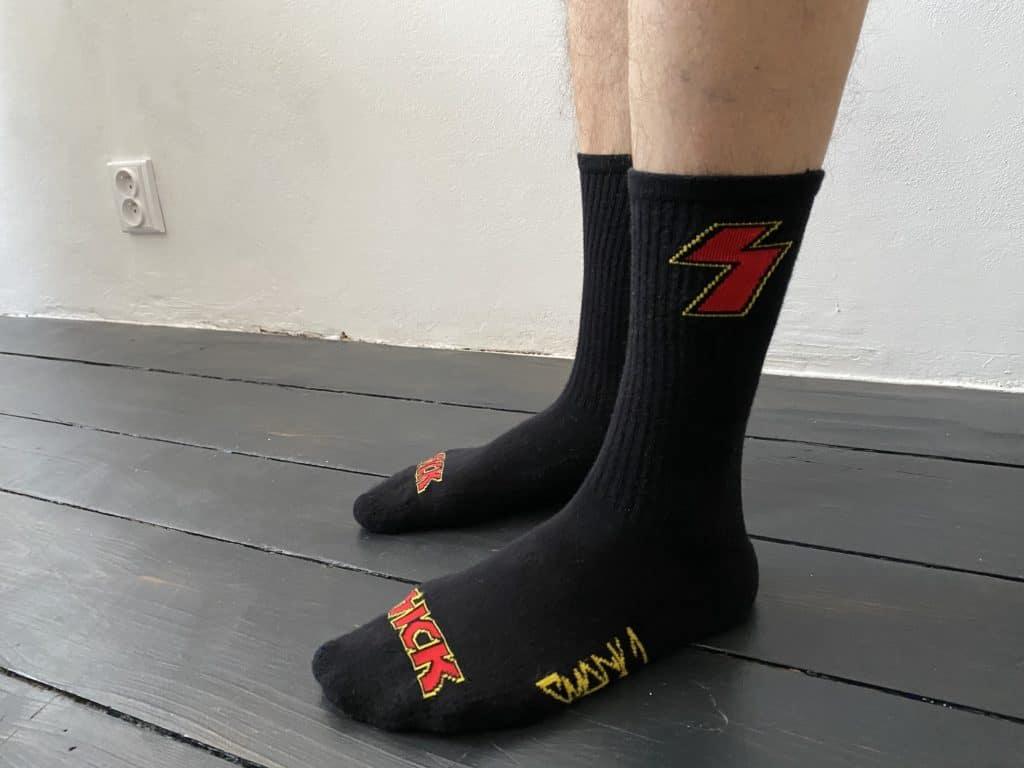 Sick Winter Socks