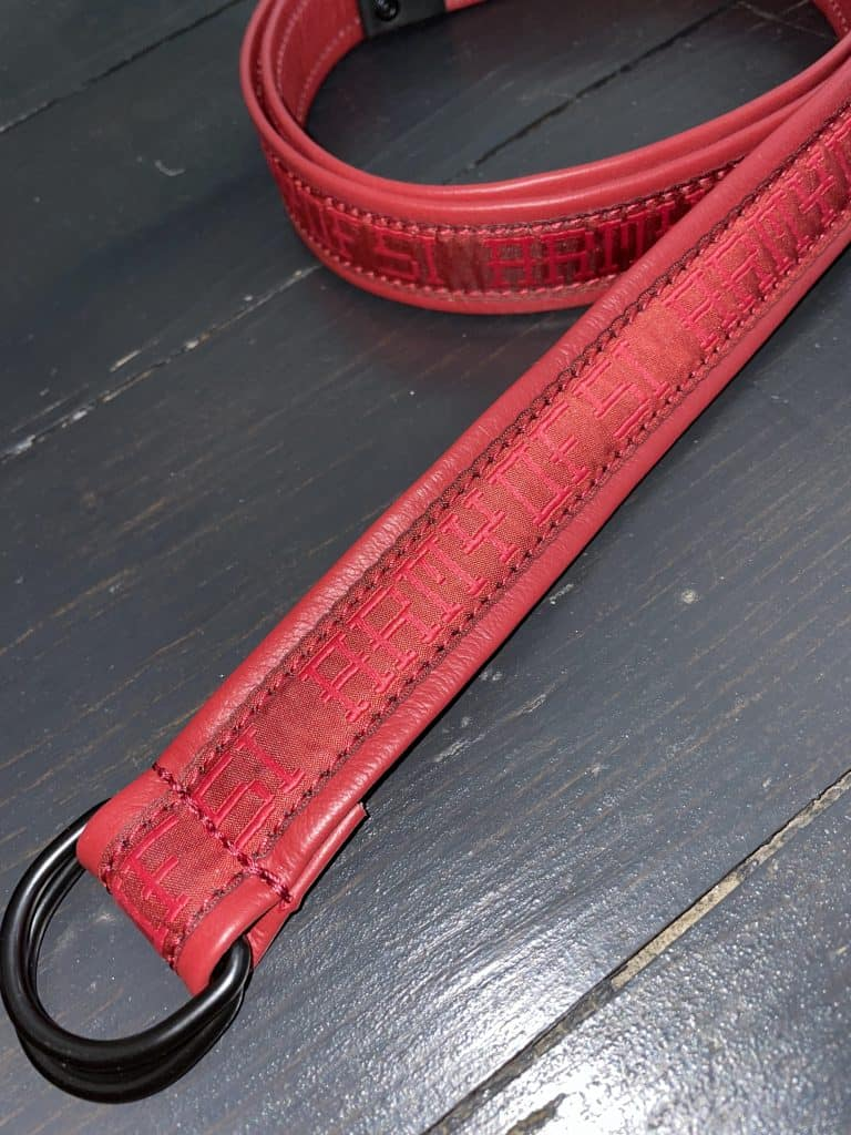 Army of 51 Limited Leather Belt